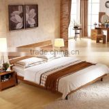 Modern Hot Sale Plywood Double Bed Designs