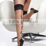 17Year Hosiery Manufacturer Women's Sheer Back Seam Stocking                                                                         Quality Choice