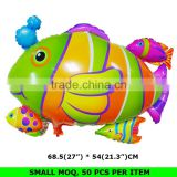 Wholesale Various Kinds of Inflatable Tropical Fish Balloons Foil