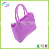 Waterproof silicone candy hand bag