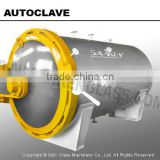 High Pressure Autoclave for Anti Bomb Glass