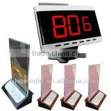 service equipment waiter call bell electronic paging system                                                                         Quality Choice