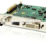 4Channel PCI HDMI Video Capture Express Card with DVI SDI VGA Ypbpr