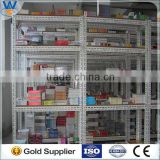 High qualitywarehouse light duty rack/boltless angle steel shelves for Family, Office and Factory Storage