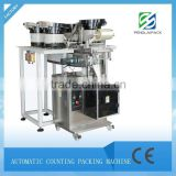 High Grade Fully Automatic 4 Vibration Tray Counting&Packaging machine For Mixing Pack