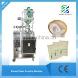 High capacity automatic sachet peanut butter packing machine