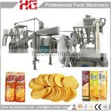 High efficient advanced technology baking chips production line