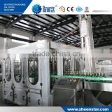 Stable operation Automatic PET Bottle Sparkling Water Filling Machine / Machinery / Equipment