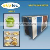 Industrial Apple Heat Pump Dryer / Fruit and Vegetable Dryer / Dehydrator