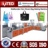 automatic non woven fabrics bag making machine,non woven fabric bag machine,non-woven bag making machine factory