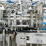 New design beer canning line/machine