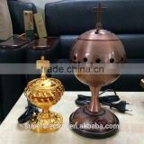 Professional manufacturer censer and thurible hot selling custom electric incense burner