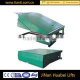 12 ton adjustable horse trailer loading ramps