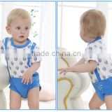 fancy organic cotton breathable baby bodysuit                                                                                                         Supplier's Choice
