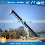 Cheap mobile steel grain belt conveyor for seeds used Simple in structure conveyor belt price long service life conveyor belt