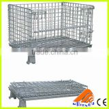 pallet liquid container, wheeled wire warehouse cages, mesh butterfly cage