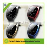 Bluetooth Smart Wrist Watch Phone Mate For IOS Android iphone, LED Light Display with Dial / Call Answer / SMS Reminding