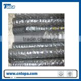 SAE 100 R4 Standard oil resistant synthetic rubber inner tube, a reinforcement braided textile fibers