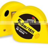3m,5m,7.5m,8m,10m measure tape double side steel measuring tape with 3 stop button/free sample measuring tools