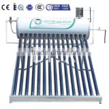 Chinese Factory Thermosiphon Pre-heating pressure Solar Water Heater for distributor, wholesaler, retailer price