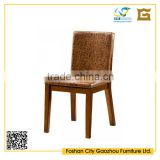 Wooden Dining Chair Made of Ash/Oak/Pine/Beech/Birch/Rosewood etc.