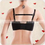 Hot Selling Non-slip Polyester Elastic Tape for Bra / elastic underwear bra strap for lady's