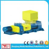 Multifunctional for rubber, plastic, carpet, fiber, foam, paperboard, mixed wastes Twin Helix Crushing Machine