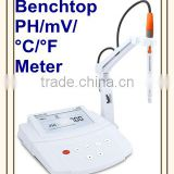 LCD display Benchtop laboratory PH tester, lab PH meter