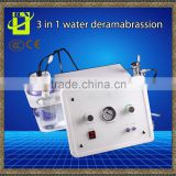 Non-invasive, non-surgical/hydro dermabrasion water dermabrasion peel skin care SPA beauty machine