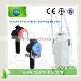 CG-M68 OEM,CE manufacturer Professional 2 in 1 vacuum suction facial slimming beauty equipment for body shape