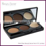 Brow Palette Eyebrow Powder with Brush eyebrow extension kit