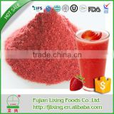 2015 OU CERTIFICATED DRIED FRUIT OFCHINESE FD FRUIT FREEZE DRIED STRAWBERRY POWDER DRY FOOD