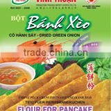 Flour For Pancake ( Dried Green Onion - Coconut Flavour 500g ) ( Dried Green Onion - Coconut Flavour 500g )