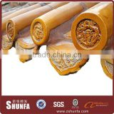 Chinese dragon patten ancient decorative roof tiles