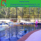 best quality funny inflatable water volleyball set/PVC inflatable water volleyball stand set with net