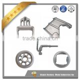 High quality investment casting agriculture machine accessories made according to drawings