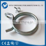 2016 2mm wire Steel Spring Hose Clamp And Spring Hanger Link,Spring Clip,Hose Clip in China