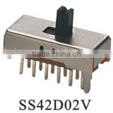 SS42D02V slide switch