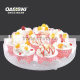 White stand/wedding cake stand /holder