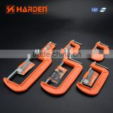 Professional Wood Working Alloy Steel G Clamp