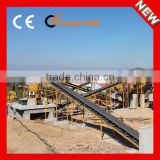 Hot Sale 300-350 TPH Gravel Sand Production line with Belt Conveyor and jaw crusher