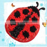 Cartoon Ladybug DIY Cute Stuffed Pillows Factory Direct Sale Cheap Price Educational Toys