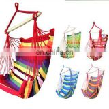 Cotton Clorful Indoor Hanging Hammock Swing Chair