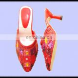 Wholesale latest design ladies/girls flat sandles