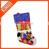 Novelty China Handmade Felt Christmas Stockings Holders