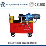 Straight thread rolling machine|Efficient straight thread processing sleeve connection equipment for construction
