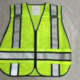 Reflective Yellow Vest