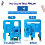 JC T7 T8 NAND Hard Disk Test Fixture Mainboard Boot Test Brush Tester