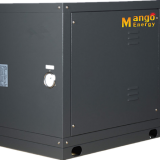 10.5kw-99.4kw Geothermal Heat Pump Water To Water Heat Pump For Heating, Cooling