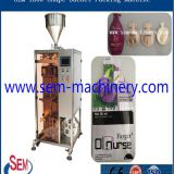 Irregular shape sachet liquid packing machine,DLL-160 Automatic Strip Packing Machine